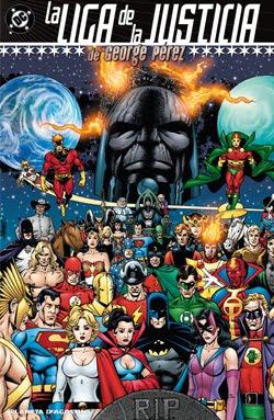 Clásicos DC: La Lig...