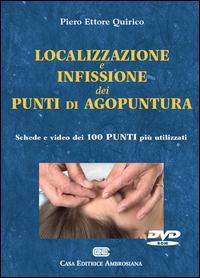 Tecniche di localizzazione dei punti e infissazione degli aghi. DVD