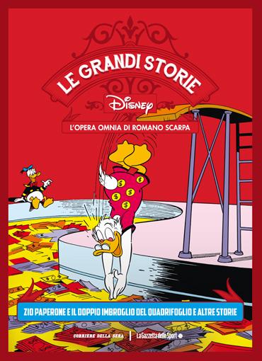 Le grandi storie Disney - L'opera omnia di Romano Scarpa vol. 18