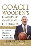 Coach Wooden's Leade...