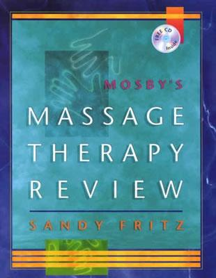 Mosby's Massage Therapy Review with CD-ROM
