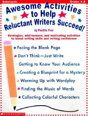 Awesome Activities to Help Reluctant Writers Succeed!