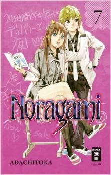 Noragami, Band 7
