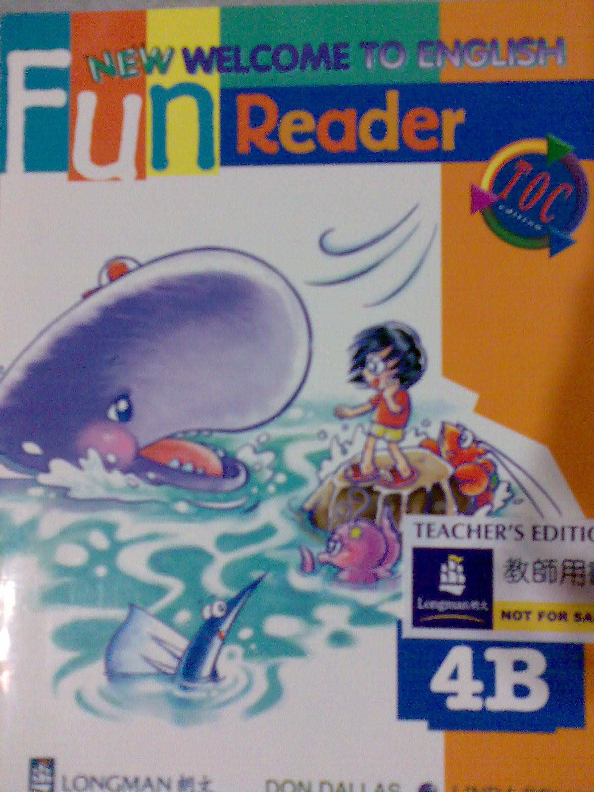 Fun reader (4B)
