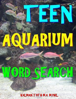 Teen Aquarium Word S...
