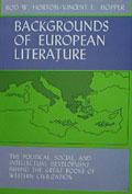 Backgrounds of European Literature