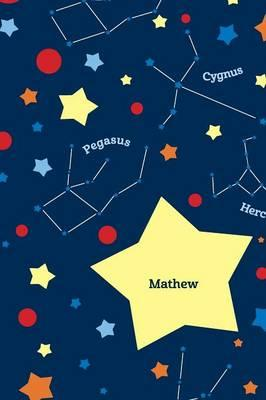 Etchbooks Mathew, Constellation, Wide Rule