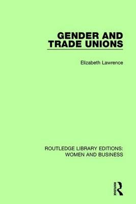 Gender and Trade Unions