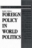 Foreign Policy in World Politics