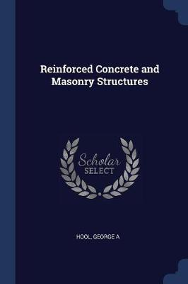Reinforced Concrete and Masonry Structures