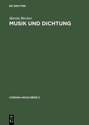 Musik Und Dichtung