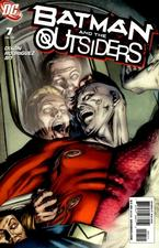 Batman and The Outsiders Vol.2 #07