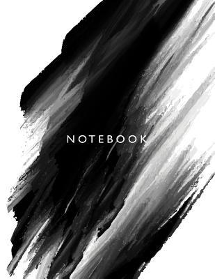 Notebook - Black and White Cover