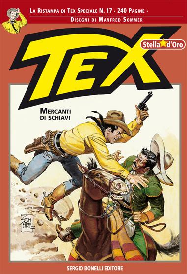 Tex Speciale stella d'oro n. 17