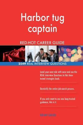 Harbor tug captain R...