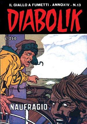 Diabolik anno XIV n. 13