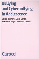 Bullying and cyberbulling in adolescence