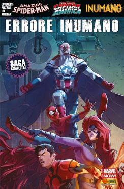 Capitan America, Spider-Man & Inumani