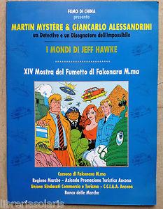 Martin Mystère & Giancarlo Alessandrini - I Mondi di Jeff Hawke