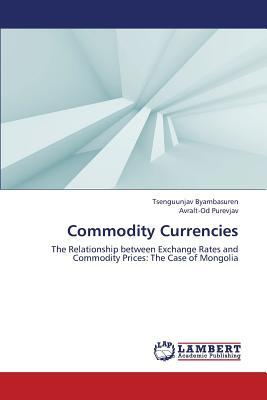 Commodity Currencies