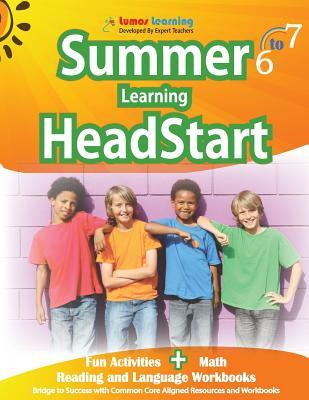 Summer Learning HeadStart, Grade 6 to 7