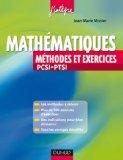 Méthodes et exercices de mathématiques
