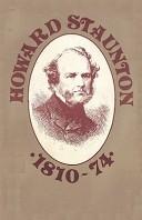 Howard Staunton 1810-74