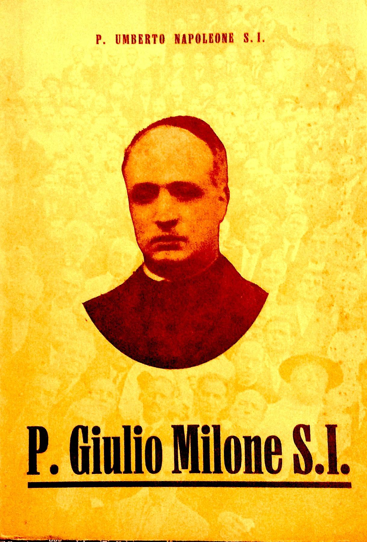 P. Giulio Milone S. I.