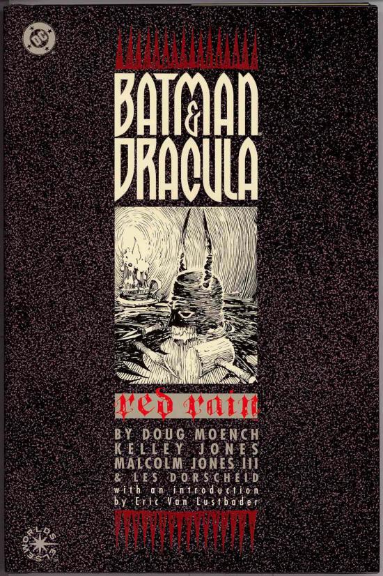 Batman-Dracula