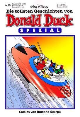 Die tollsten Geschichten von Donald Duck - Spezial # 15