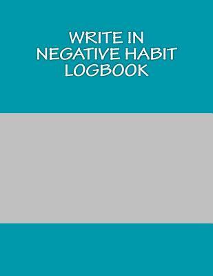 Negative Habit Logbook