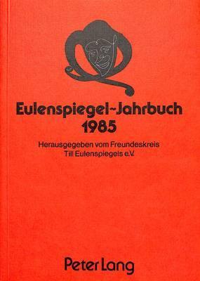 Eulenspiegel-Jahrbuch 1985