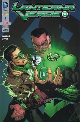Lanterna Verde #6