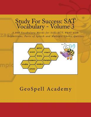 Study for Success - Sat Vocabulary