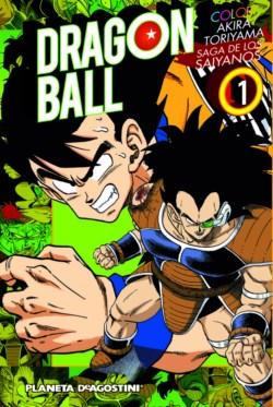 Dragon Ball Color: Saga de los Saiyanos #1 (de 3)