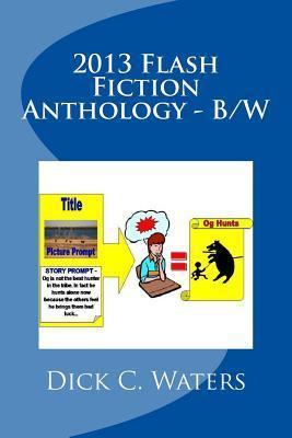 Flash Fiction Anthology 2013 - B/W