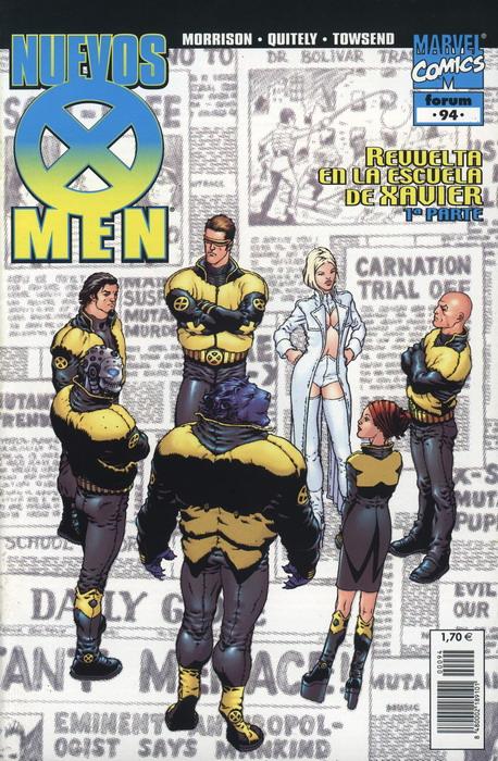 X-Men Vol.2 #94 (de 105)