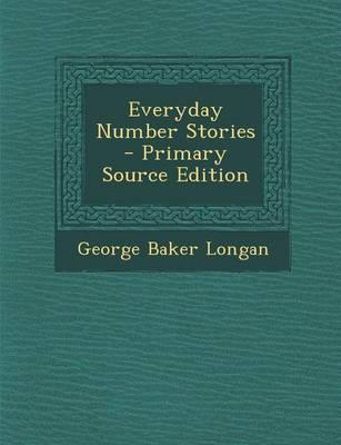 Everyday Number Stories