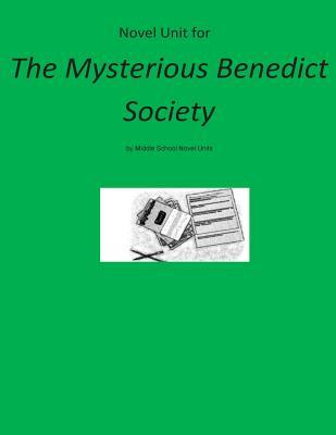 Novel Unit for the Mysterious Benedict Society