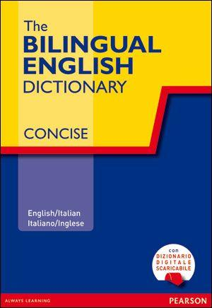 The bilingual english dictionary concise. Con CD-ROM