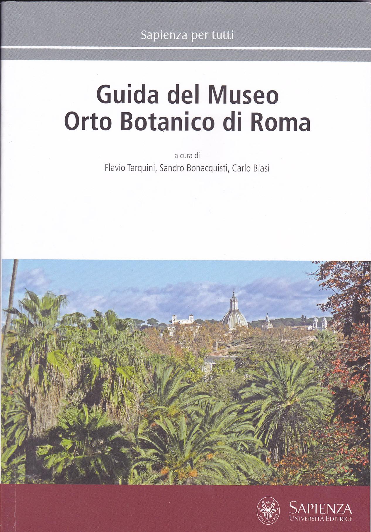 Guida del Museo Orto Botanico di Roma