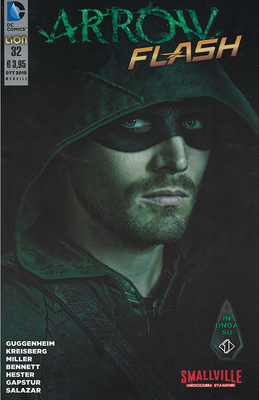 Arrow/Smallville n. 32
