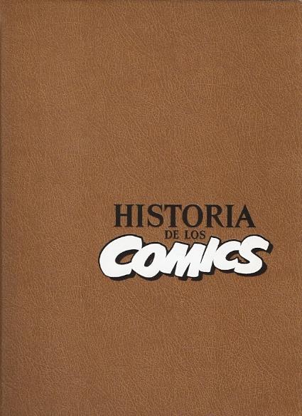 Historia de los comics #1