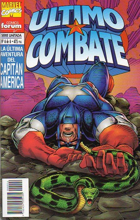 Capitán América: Último combate #6 (de 6)