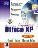 Exploring Office XP, Vol. 1 - Enhance First Edition