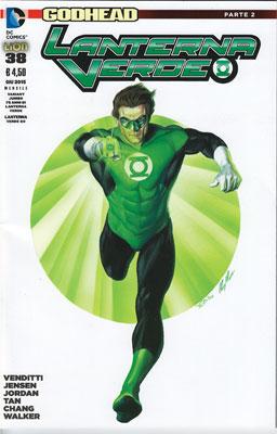 Lanterna Verde #38 - Edizione Jumbo