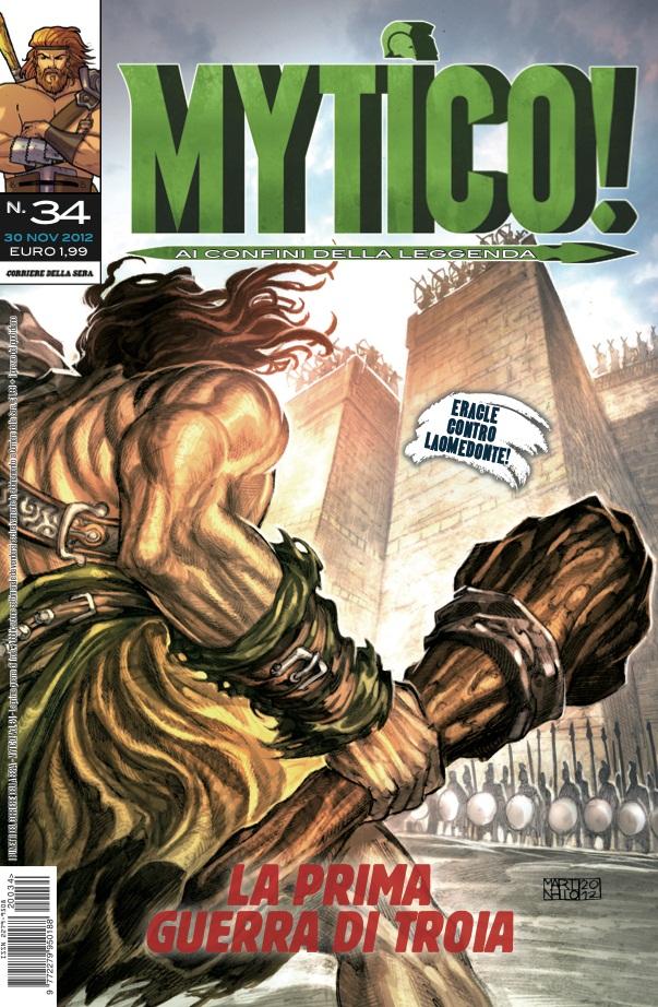 Mytico! vol. 34
