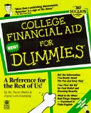 College Financial Aid for Dummies