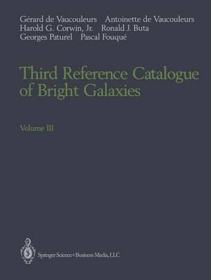Third Reference Catalogue of Bright Galaxies