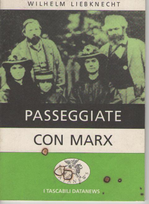 Passeggiate con Marx